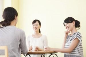 主婦の会話