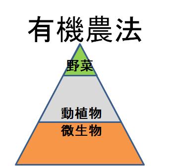 ピラミッド有機