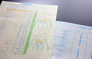 健康診断結果